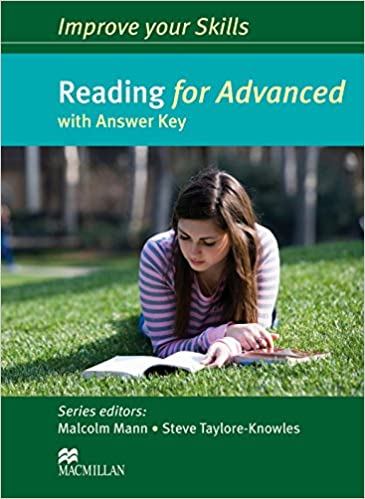 Book Improve Your Skills for Advanced (CAE) Reading Student's Book with Key