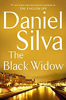 The Black Widow (Gabriel Allon Series Book 16) by [Silva, Daniel]