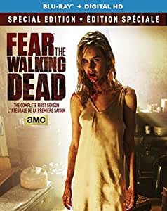 Fear The Walking Dead Season 1  Special Ediction BD+UV [Blu-ray] (Bilingual)