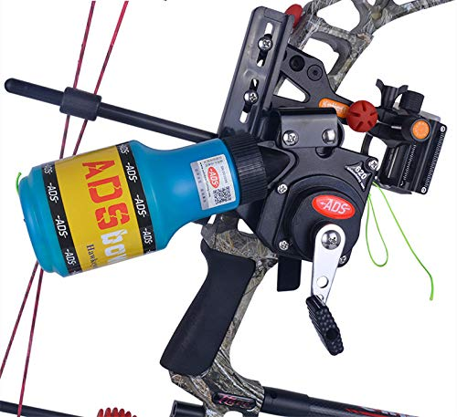 20 Yd Reel - Bow Fishing Reel for Fish Hunting Tournament Shooting Reel Right Hand