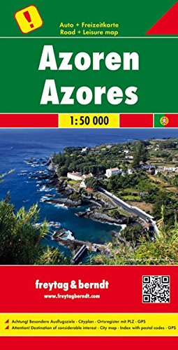 Azores (English, Spanish, French, Italian and German Edition)