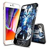 iPhone 6/6s Phone Case,Ultra Slim Transparent TPU Shockproof and Anti-Scratch Case Cover - Customizable Patterns [LZX20190473]