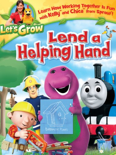 Let's Grow: Lend A Helping - Collection Sprout Little