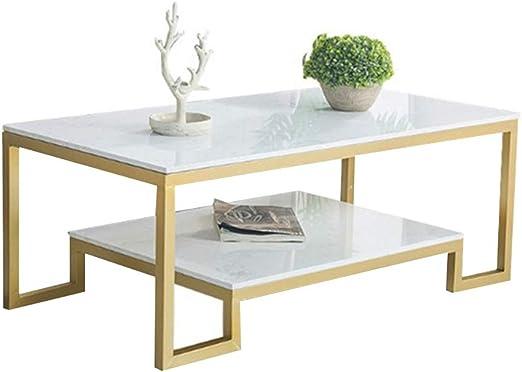 mesas de Centro Modernas Mesa de Centro nórdica Rectangular de ...