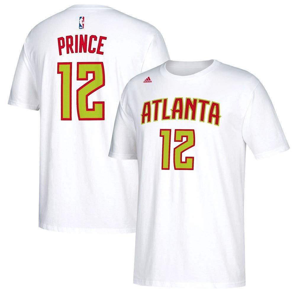 adidas Taurean Prince Atlanta Hawks de la NBA Color Blanco ...