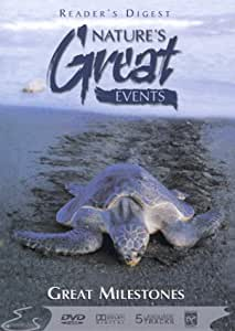 Nature's Great Events: Milestones