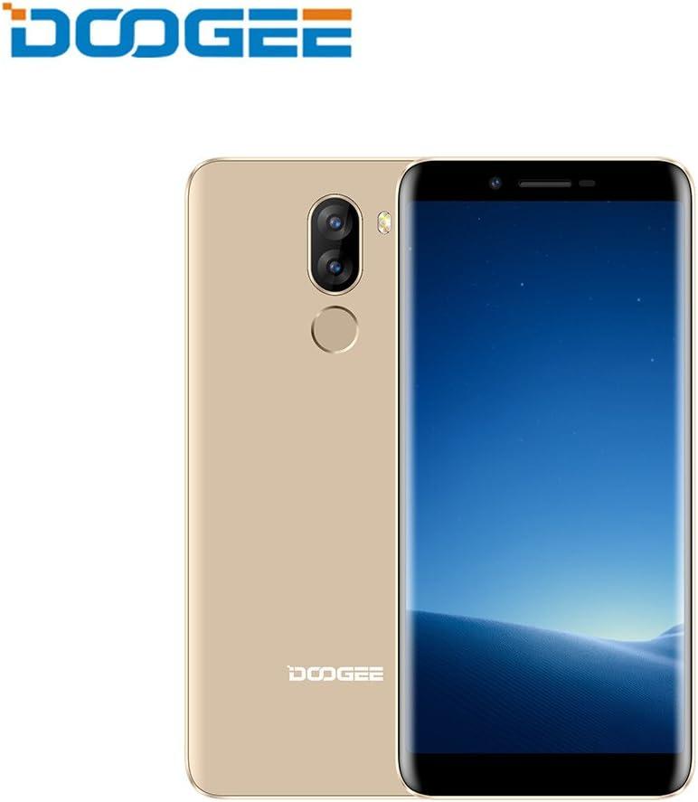 DOOGEE x60l 4 G Smartphone económica 3300 mAh mtk6737 V 2 GB RAM ...