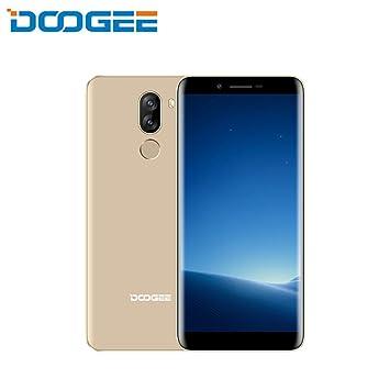 DOOGEE X60L Smartphone 2GB 16GB Doble Sim, con Google Play,Android 7.0 5,5 Pulgadas Dual Camera 13.0MP + 8MP teléfono Móvil: Amazon.es: Electrónica