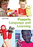Puppets, Language and Learning (Early Years Library)