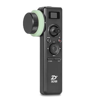Zhiyun grúa 2 Sensor de movimiento inalámbrico mando a distancia con Follow Focus para grúa 2
