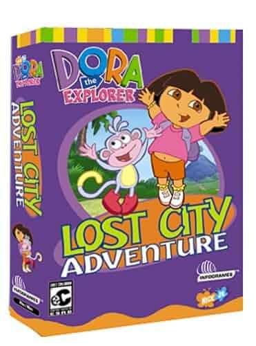 Amazon.com: Dora the Explorer: Lost City Adventure - PC/Mac