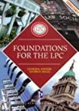 Foundations for the LPC 2000-2001, , 1841740780