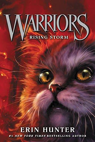 Warriors Rising Storm Prophecies Begin