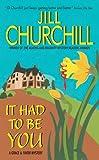 It Had to Be You, Jill Churchill, 0060528443