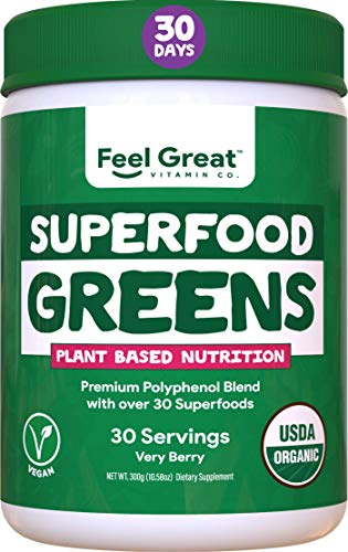Superfood Greens Master Variation