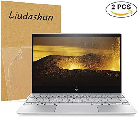 Liudashun Protector de Pantalla HD Transparent para 13.3