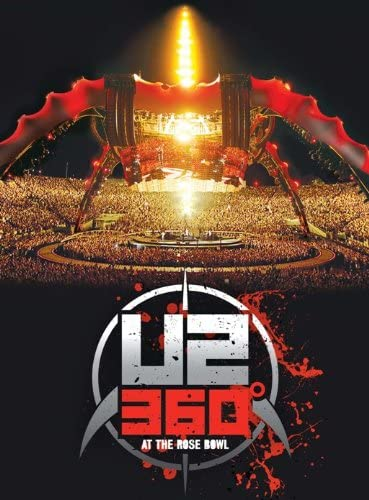 U2『U2360 Live At Rose Bowl』
