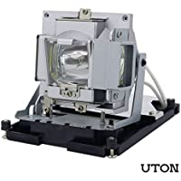 Uton Replacement Projector Lamp 5J.J2N05.011 with Housing for BENQ SP840 Projector