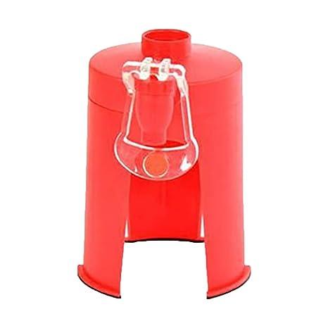 Hilai 1 PCS Coca-Cola Botella Dispensador invertido aumentó la versión de Coca-Cola