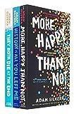 Adam Silvera Collection 3 Books Set