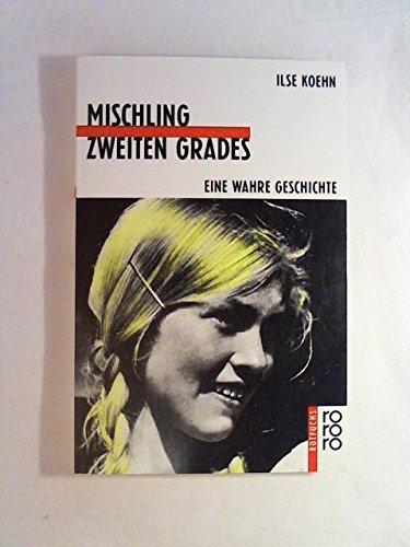 Mischling zweiten Grades