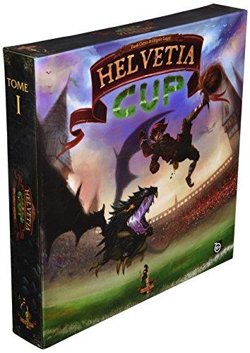 Asmodee Helvetia Cup Board Game HELC01