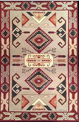 Tucson Spirit Southwest Rug (4x6) -
