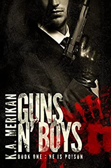 Guns Boys Poison romance thriller ebook