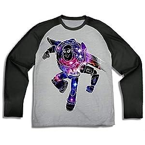 Toy Story Long Sleeve Shirt – Disney Pixar Buzz Lightyear and Sheriff Woody Long Sleeve T-Shirt