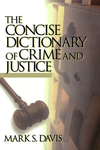 The Concise Dictionary of Crime and - The West Palm Gardens Beach