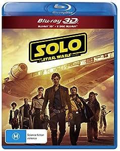 Solo: A Star Wars Story   (3D Blu-ray + Blu-ray + Bonus)