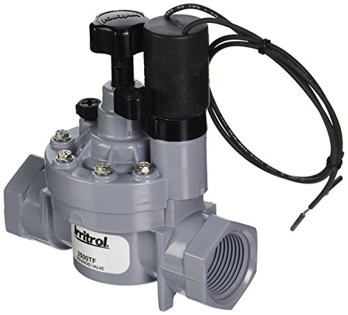 Irritrol 2500TF Globe Valve Threaded with Flow Control, 1""