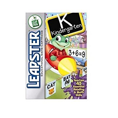 LeapFrog Leapster Educational Game: Kindergarten: Unknown: Toys & Games