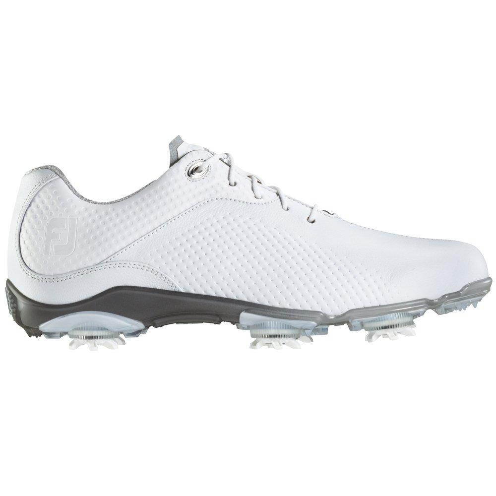 FootJoy DNA Golf Shoes 2016 Women CLOSEOUT White/Silver Medium 10