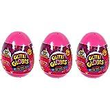 """Glitzi Globe Series 2 """"Find a Surprise"""" Egg X3"""
