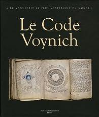 Le Code Voynich par Pierre Barthélémy