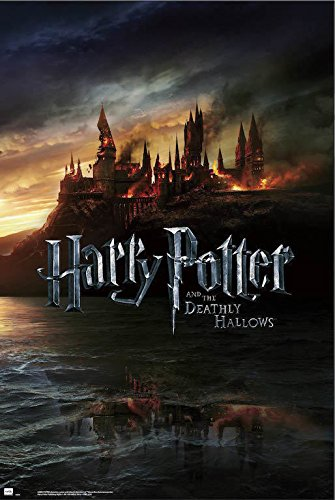 Grupo Erik Editores Harry Potter y las Reliquias de la Muerte GPE5055 - Poster