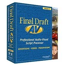 Final Draft AV2 Professional Audio-Visual Scriptwriting (PC & Mac)