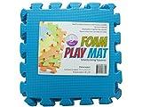Bulk Buys Interlocking Foam Play Mat (Set of 16)