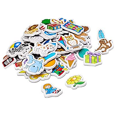 Lauri Foam Magnets - Objects: Toys & Games