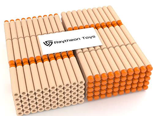 300-orange-nerf-compatible-darts-by-raytheon-toys-darts-for-nerf-n-strike-elite-series-blasters