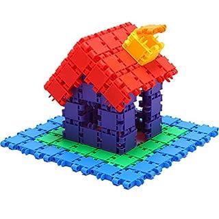 RAINBOW TOYFROG 3D Colorful Magic Cubes Building Blocks Toys Engineering Educational Fine Motor Imaginative