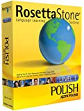 Rosetta Stone Level 1 Polish (PC/Mac)