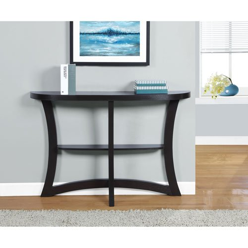 Monarch Console Accent Table Cappuccino product image