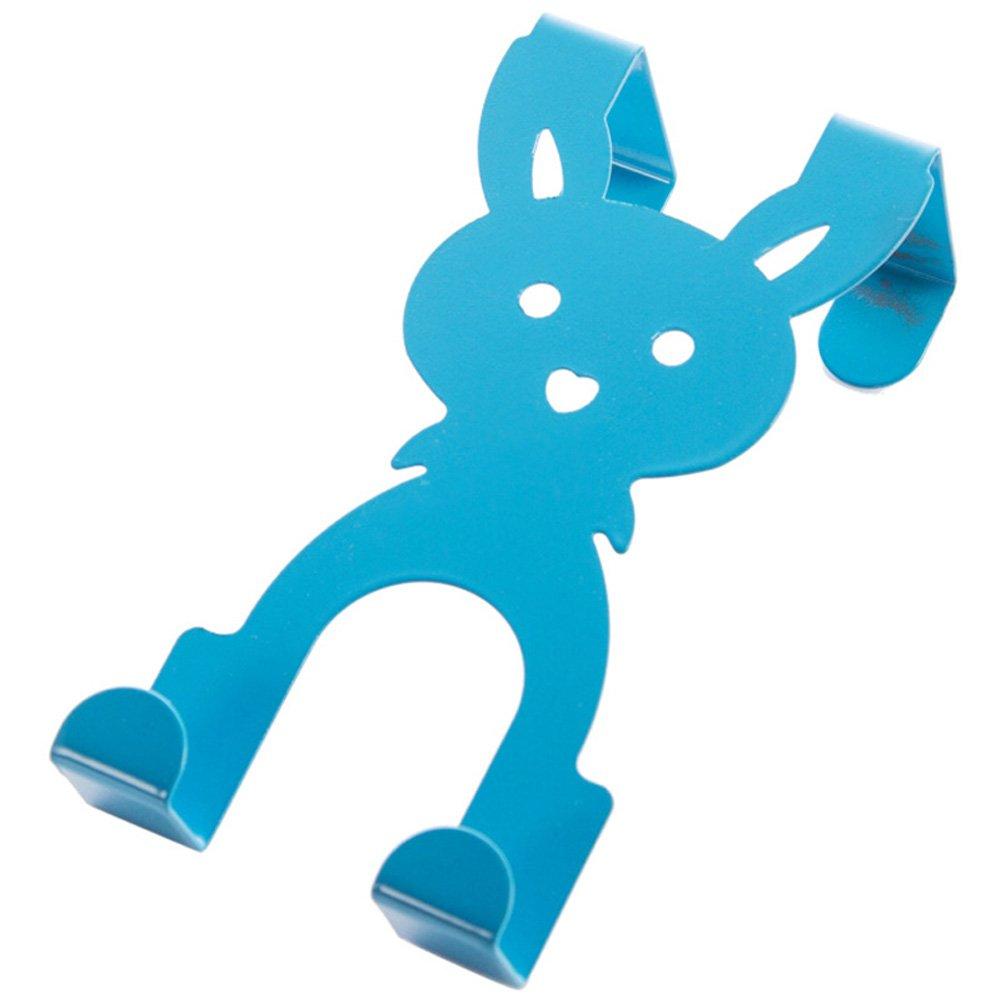 Amazon.com: yournelo Cute Cartoon conejo puerta decorativo ...