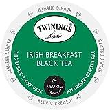 TWININGS IRISH BREAKFAST BLACK TEA K-CUPS 96 COUNT by Twinings
