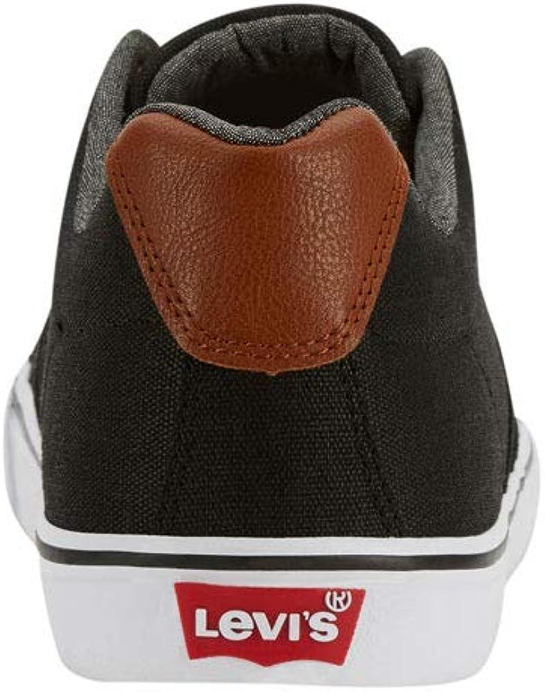 Levi\'s Baskets Turner CT pour homme Noir