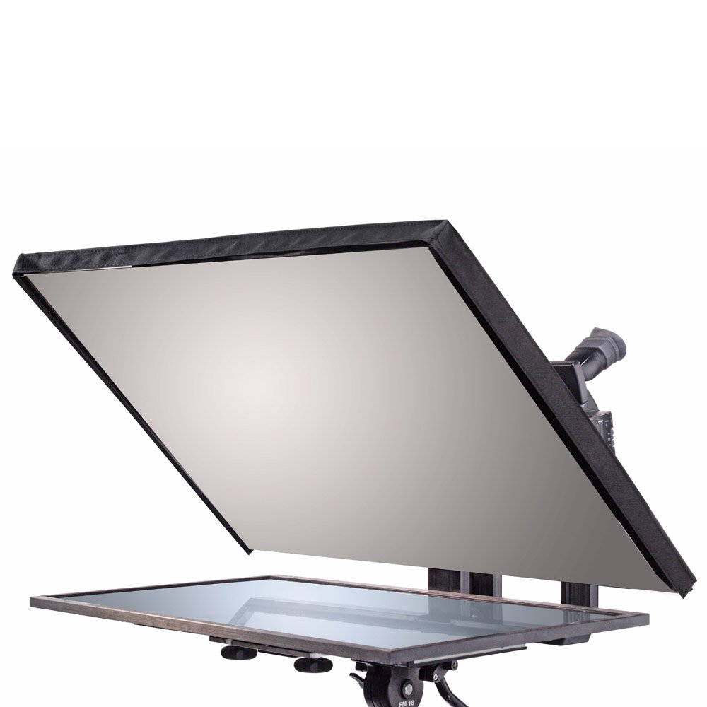 QPRO32 large teleprompter for text and presentations by Q-Gear