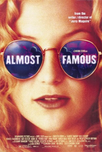 Almost Famous POSTER Movie (11 x 17 Inches - 28cm x 44cm) (2000)