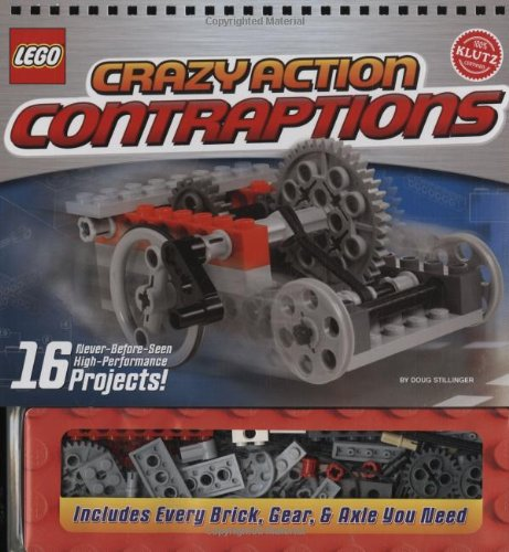 Lego Crazy Action Contraptions (Klutz)